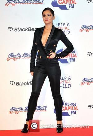 Cheryl Cole, O2 Arena and Capital Fm Jingle Bell Ball