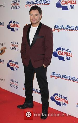 Greg Burns Capital FM's Jingle Bell Ball at the o2 Arena - Arrivals London, England - 03.12.11
