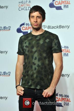 Example aka Elliot John Gleave Capital FM Jingle Bell Ball held at the O2 Arena - Arrivals London, England -...