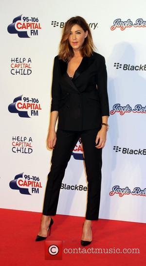 celebrity news lisa snowdon knickers insram