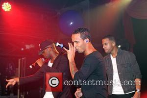 JLS  performs at G-A-Y London London, England - 27.10.12
