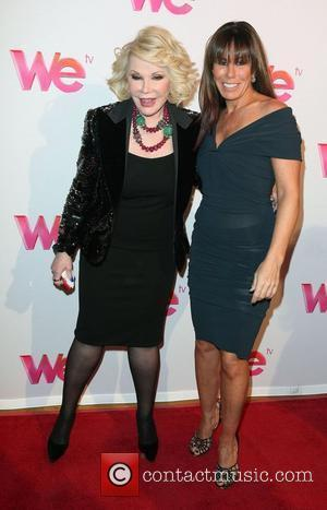 Joan Rivers Documents Cosmetic Surgery On Tv Show