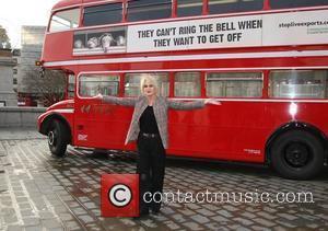 Joanna Lumley Backs Animal Transport Ban
