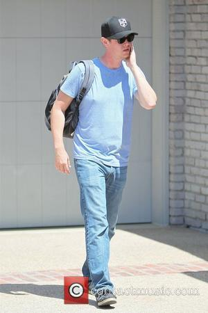 Colin Hanks,  at Joel Silver's Memorial Day party in Malibu Los Angeles, California - 28.05.12