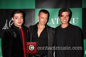 Andy Lawrence, Joey Lawrence and Matthew Lawrence