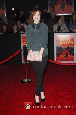 Debby Ryan  Premiere of Walt Disney Pictures' 'John Carter' at Regal Cinemas L.A. Live Los Angeles, California - 22.02.12