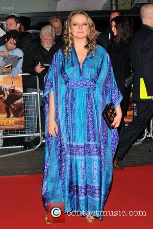 Samantha Morton John Carter film premiere held at the BFI Southbank - Arrivals. London, England - 01.03.12