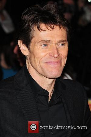 Willem Dafoe John Carter film premiere held at the BFI Southbank - Arrivals. London, England - 01.03.12
