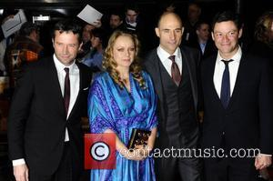 Mark Strong, Dominic West, James Purefoy and Samantha Morton