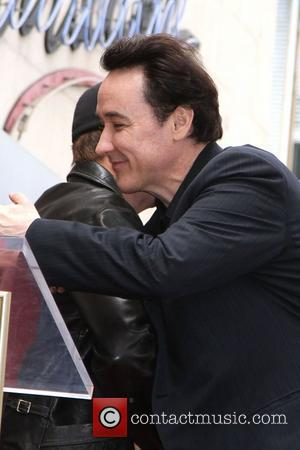 Billy Bob Thornton, John Cusack and Star On The Hollywood Walk Of Fame