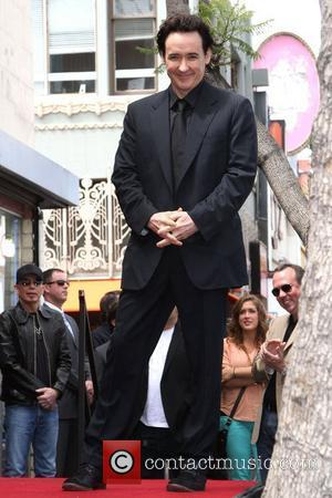 John Cusack and Star On The Hollywood Walk Of Fame