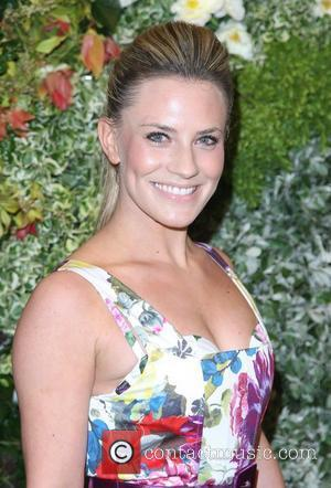 Georgie Thompson John Lewis Beauty Hall Launch party - Arrivals London, England - 08.05.12