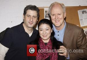 Gary Wilmes and John Lithgow