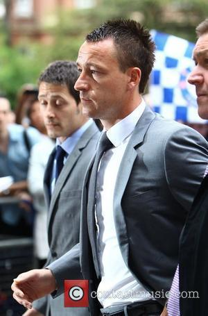 John Terry arrives at the City of Westminster Magistrates' Court for the final day of his alleged racism trial...