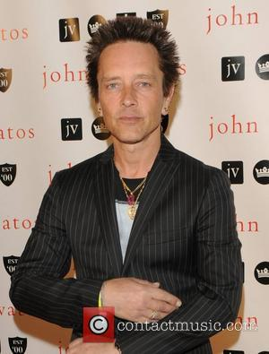 Billy Morrison John Varvatos West Hollywood Store 10 Year Anniversary - Arrivals West Hollywood, California - 17.10.12