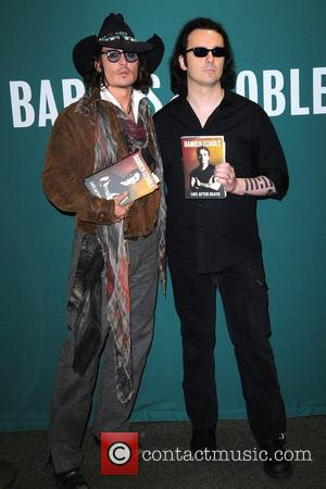 Infinitum Nihil: Johnny Depp Announces Launch Of New Publishing Imprint