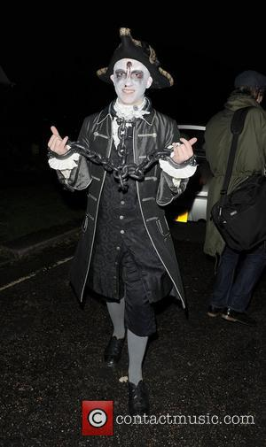 Guest, Halloween and Jonathan Ross