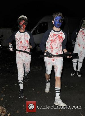 Guests, Halloween and Jonathan Ross