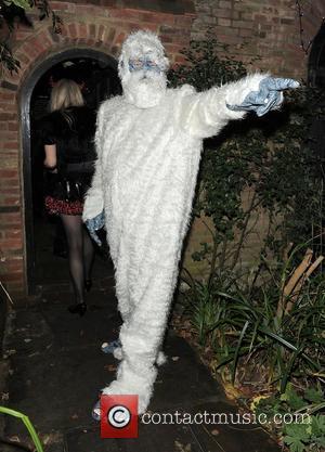Simon Pegg, Halloween and Jonathan Ross