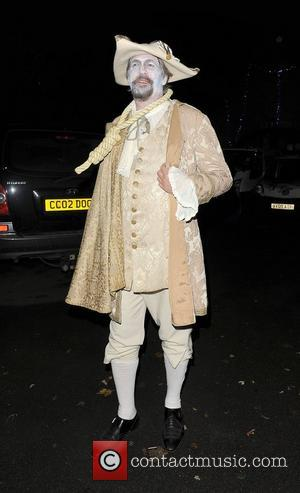 Stephen Fry, Halloween and Jonathan Ross