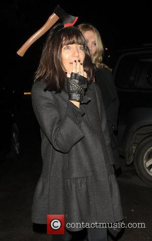 Claudia Winkleman Halloween Outfit