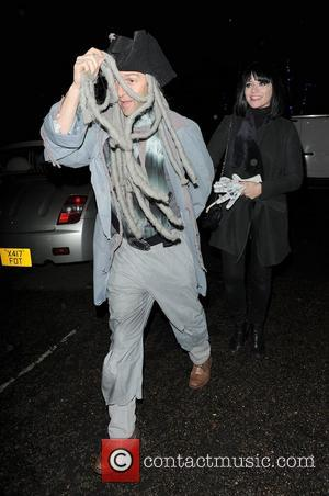Holly Willoughby, Halloween and Jonathan Ross