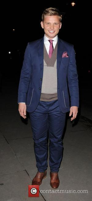 Jeff Brazier,  at Jonathan Shalit's 50th birthday party at The V&A. - Arrivals London, England - 17.04.12