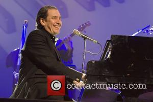Jools Holland performing live at the Clyde Auditorium Glasgow, Scotland - 23.11.12