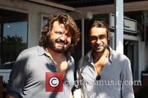 Jordi Molla and Domingo Zapata