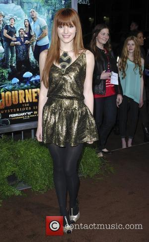 Bella Thorne  The Los Angeles Premiere of 'Journey 2: The Mysterious Island' held at The Grauman's Chinese Theatre -...
