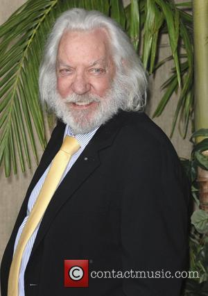 Donald Sutherland  The Los Angeles Premiere of 'Journey 2: The Mysterious Island' held at The Grauman's Chinese Theatre -...