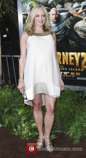 Marley Shelton  The Los Angeles Premiere of 'Journey 2: The Mysterious Island' held at The Grauman's Chinese Theatre -...