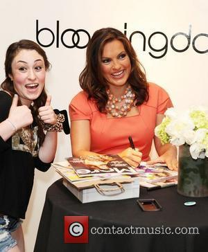 Mariska Hargitay makes an appearance at Bloomingdale's in support of the Joyful Heart Foundation  New York City, USA -...