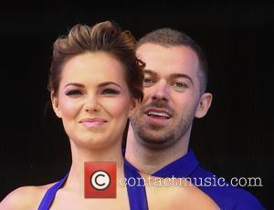 Artem Chigvintsev and Kara Tointon