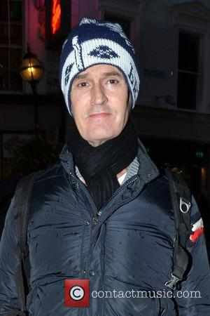 Rupert Everett Guests arrive at the opening night of 'The Judas Kiss' at The Gaiety Theatre, Dublin, Ireland - 15.10.12.