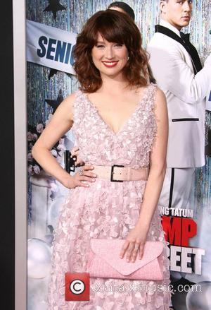 Ellie Kemper Los Angeles Premiere of '21 Jump Street' held at the Grauman's Chinese Theater - Arrivals Los Angeles, California...