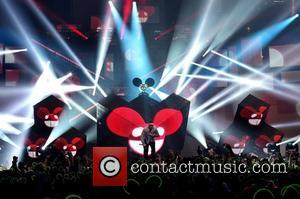 Deadmau5  2012 JUNO Awards at The Scotiabank Place - Show Ottawa, Canada - 01.04.12