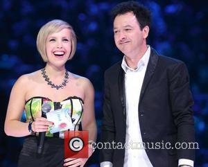 Sophie Milman and Jimmy Rankin  2012 JUNO Awards at The Scotiabank Place - Show Ottawa, Canada - 01.04.12