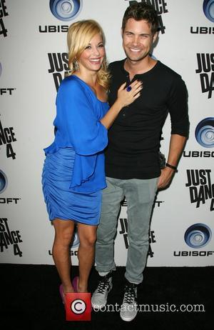 Amy Paffrath and Drew Seeley
