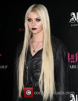 Taylor Momsen JustFabulous and Abbey Dawn by Avril Lavigne Partnership Launch Party held at The Viper Room  West Hollywood,...