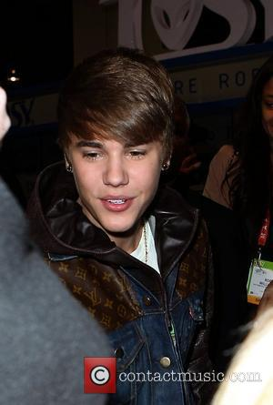 Justin Bieber Snubbed From Photography Book