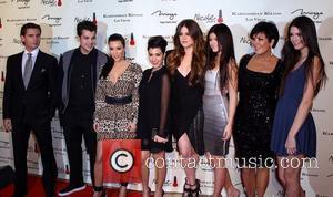 Scott Disick, Kendall Jenner, Khloe Kardashian, Kim Kardashian, Kourtney Kardashian, Kris Jenner, Kylie Jenner and Rob Kardashian