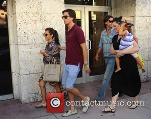 Joanthan Cheban, Scott Disick, Kourtney Kardashian, Khloe Kardashian and Mason Disick