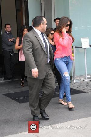 Khloe Kardashian and Manhattan Hotel