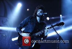 Kasabian's Serge Joins The Rest Of The World For Soccer Aid 2012