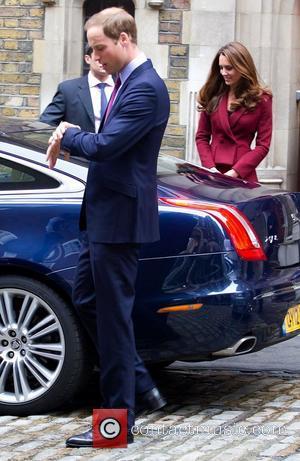 Prince William, Duke, Cambridge, Catherine, Duchess and Kate Middleton