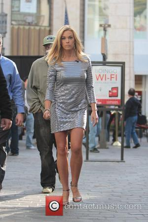 Kate Gosselin at The Grove to appear on the entertainment news show 'Extra' Los Angeles, California - 19.01.12
