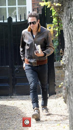 Jamie Hince out and about in north London London, England - 30.04.12