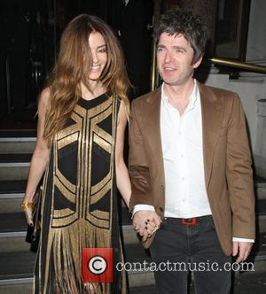 Noel Gallagher and Sara Macdonald,  at the after party celebrating the launch of 'Kate: The Kate Moss Book' hosted...