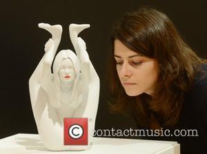 Marc Quinn's, Kate Moss, Bonhams, Contemporary Art and Design